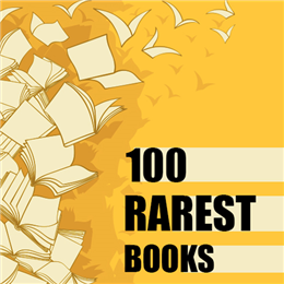 100 Rarest Books