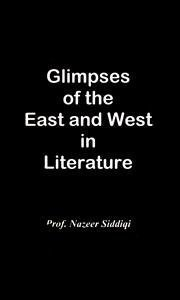 Glimpses of The East and West in Literature