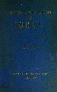 Letters and Writings of Iqbal
