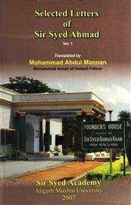 Selected Letters of Sir Syed Ahmad