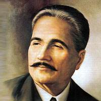 Allama Iqbal's Photo'