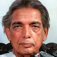 Kaifi Azmi's Photo'