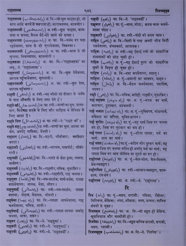 Meaning Of Rind Rekhta
